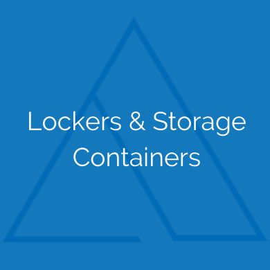 Lockers & Storage Containers